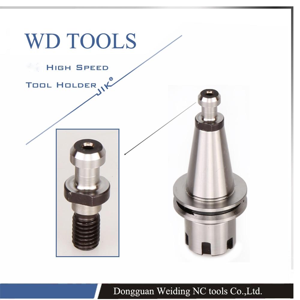 ISO30 ER32-45L Balanced-Collet Chuck G2.5 30000rpm CNC Tool Holder High-Speed