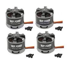 4 компл./лот бесщеточный карданный мотор 2208 80T для Gopro ЧПУ цифровой Камера с креплением системы управления от первого лица и