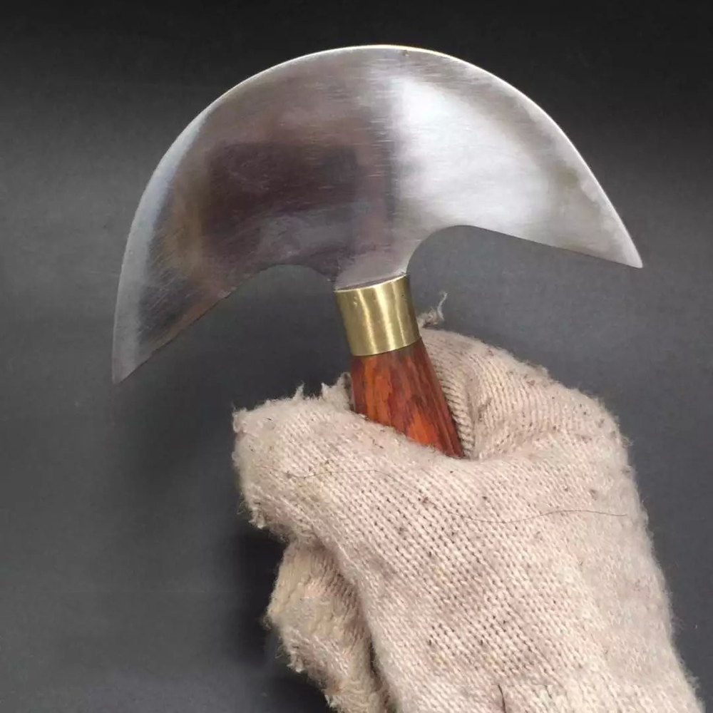 professional High quality self handmade leather cutting skiving knife hand tool set