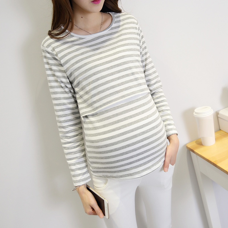 Maternity Blouses for Pregnant Women Mat