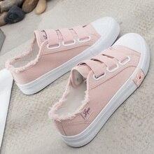 Women's Casual Shoes 2018 Fashion Women Canvas shoe