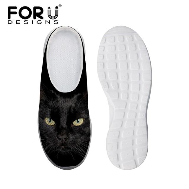 Ocio zuecos zapatilla gato mujeres malla yorkshireterrier mujeres Zapatos pisos playa nuevo Sandalias sandalias negro zuecos ZqRrZwI4