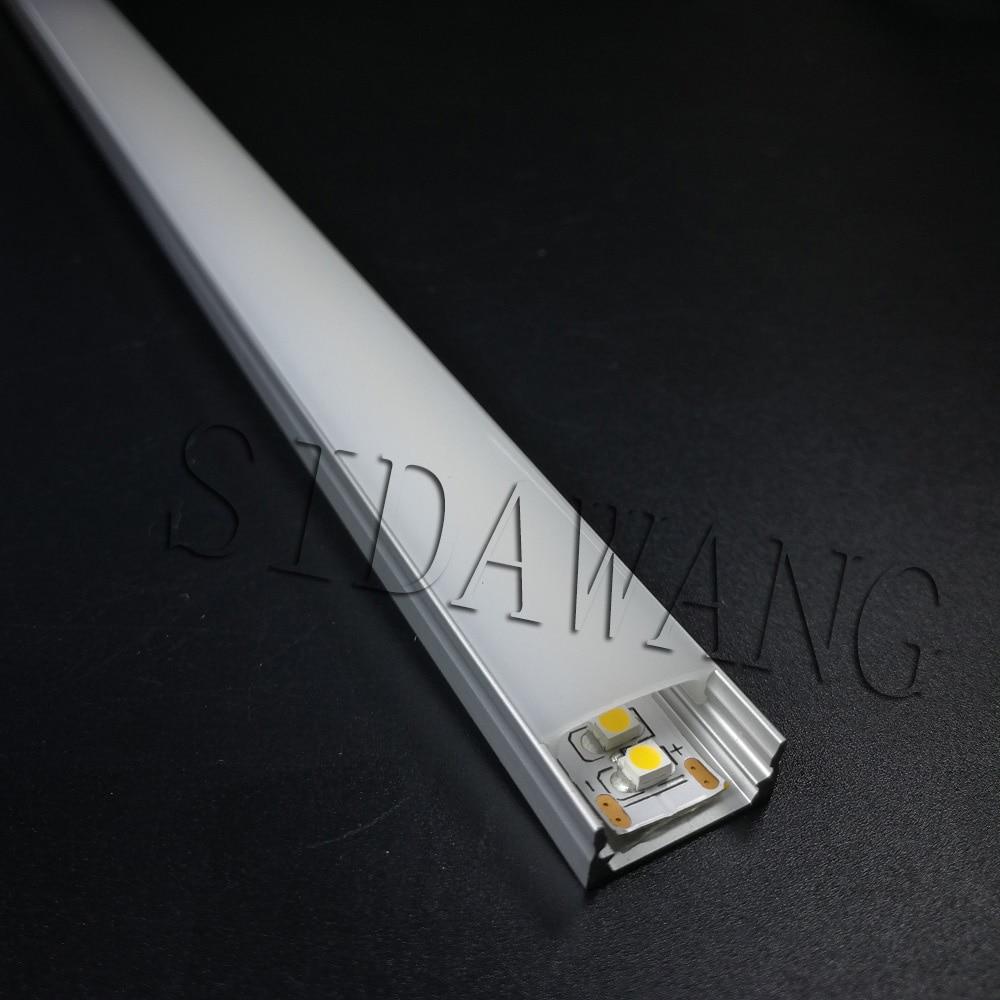 15packs 30meters pack 2m each Slim Linear Led Channel profile alu for 13mm Led Strip SDW131