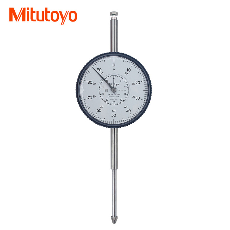 100 Original Japan Mitutoyo 3058s 19 Dial Indicator 0