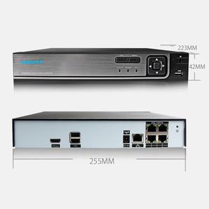 Image 5 - 4CH 4MP POE NVR Kit de système de vidéosurveillance 2MP étanche balle IP caméra extérieure Plug And Play sécurité système de Surveillance vidéo ensemble P2P