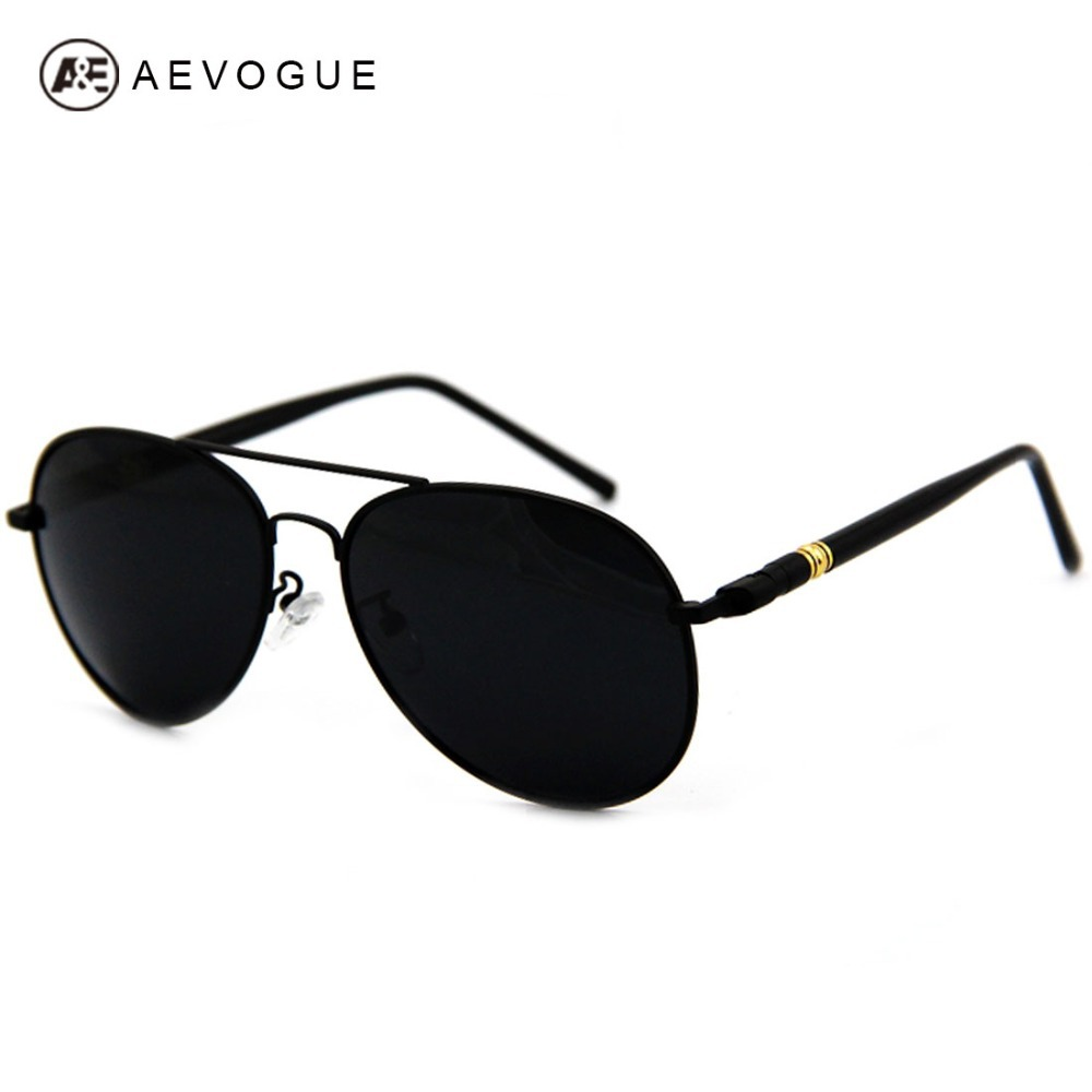 15ea4a89ef9 AEVOGUE Hot Selling Brand Design Sunglasses Men Polarized Multicolor  Polaroid Sun Glasses UV400 AE0029-in Sunglasses from Apparel Accessories on  ...