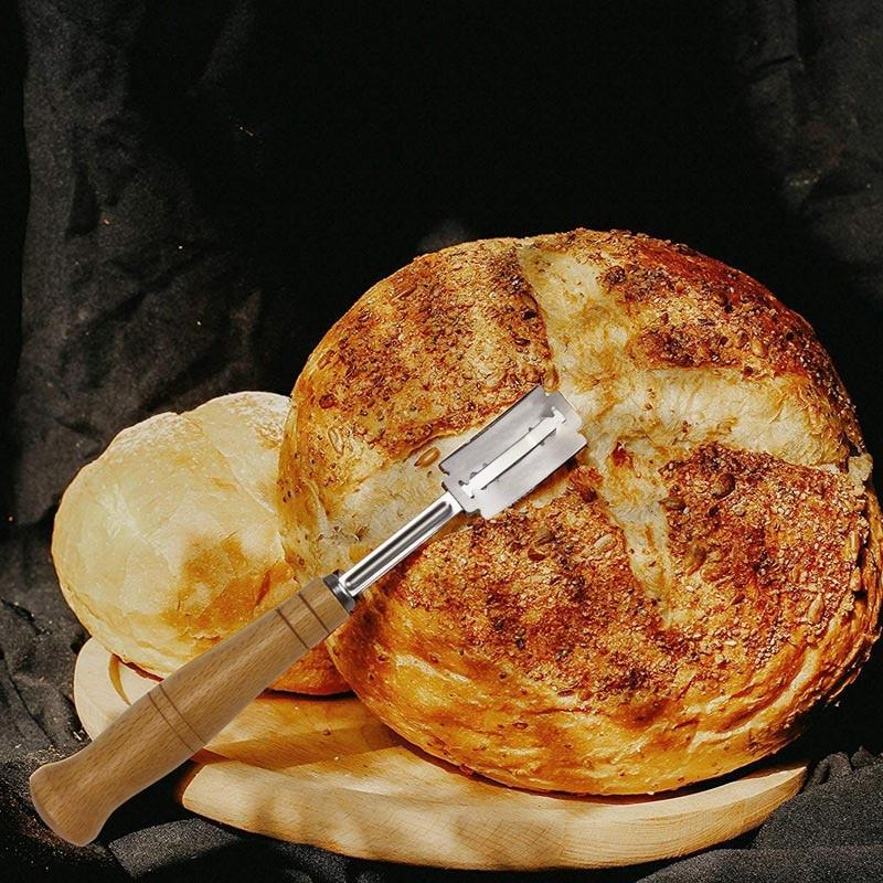 Bread Slashing Dough Making Razor Cutter Tool Accessories for Baking