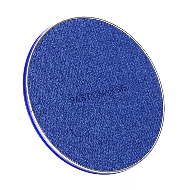 10W Fast Wireless Charger For Samsung S9 S9+S8 Huawei