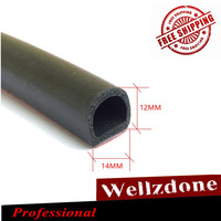 Big D Rubber Seal Genuine Adhesive car door rubber   auto   insulation car weather stripping door adhesive seal car accessories