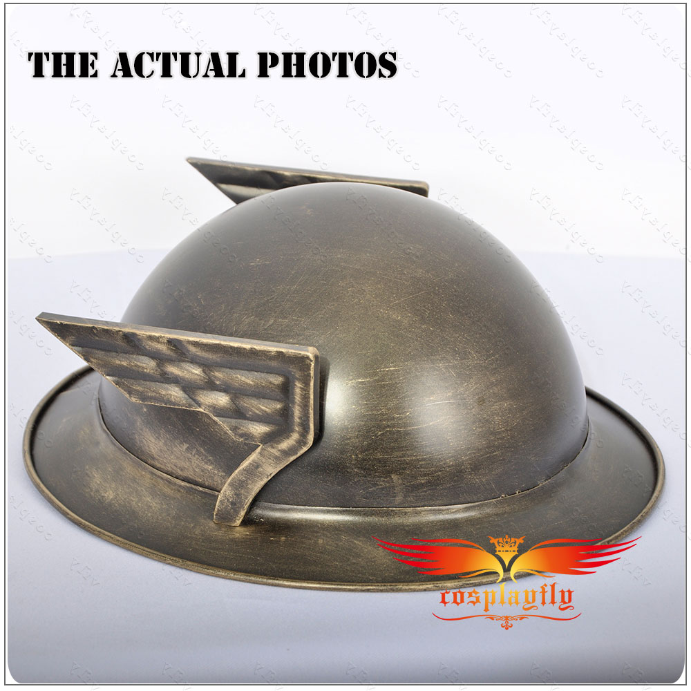 (In stock) The flash Season 2 Jay Garrick Silver Kettle Helmet Hat Adult  Halloween Carnival Cosplay Prop One Size(Ship From US)-in Costume  Accessories from ... 89fd31faae3