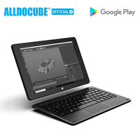 ALLDOCUBE 10,1 Планшеты PC iwork10 Pro полный вид ips 1920*1200 Windows10 + Android5.1 Intel Atom x5 Z8350 4 Гб Оперативная память 64 Гб Встроенная память планшет