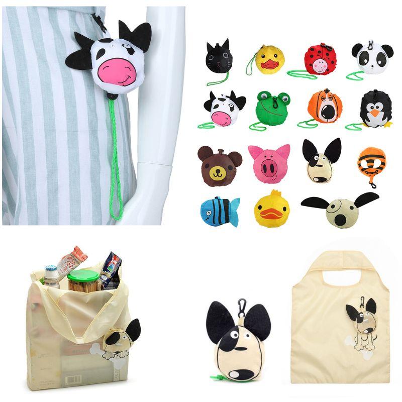 d2ae5f5271295 Toutes catégories Bande dessinée Pliable Sac À Main Réutilisable D`épicerie  Voyage Shopping sacs cabas ...