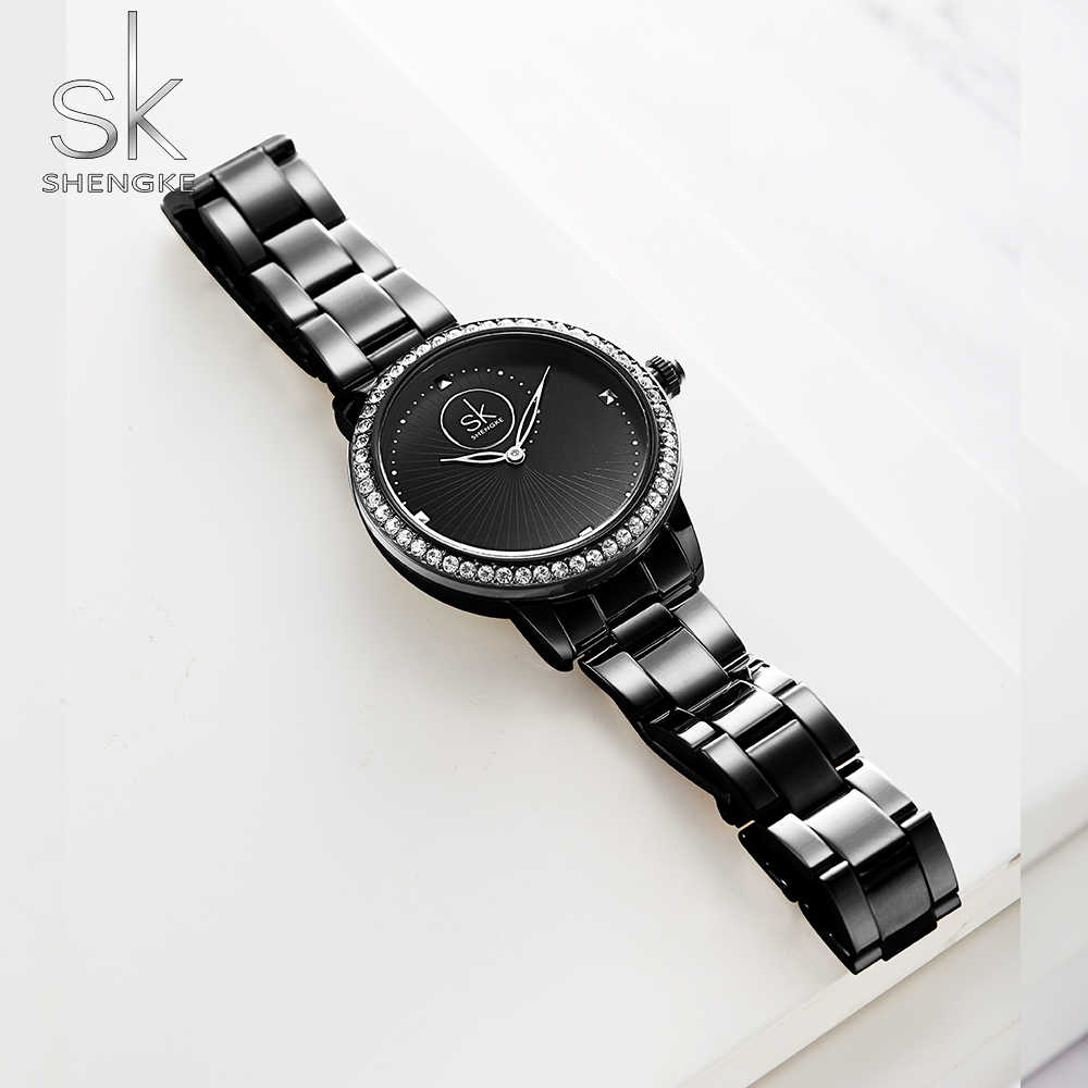 נשים שעוני יוקרה שעון צמיד עמיד למים Dropshipping 2019 יהלומי גבירותיי יד שעונים לנשים קוורץ שעון Reloj Mujer