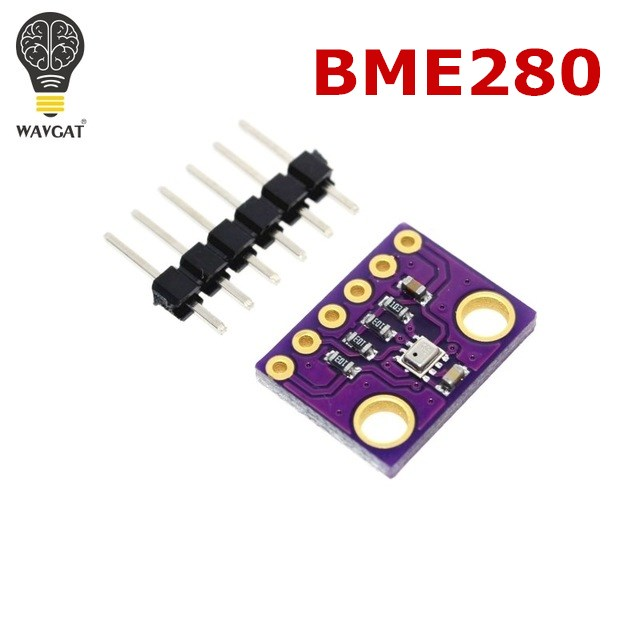 WAVGAT GY-BME280-3.3 High Precision Atmospheric Pressure Sensor Module BME280 For Arduino Free Shipping