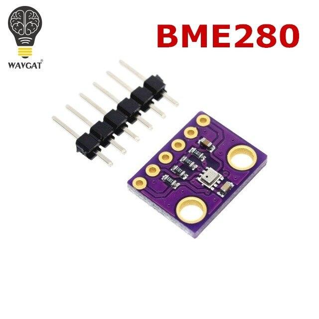 WAVGAT GY-BME280-3.3 высокоточный датчик атмосферного давления модуль BME280 для Arduino Бесплатная доставка