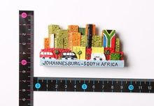 South Africa Features travel fridge stickers