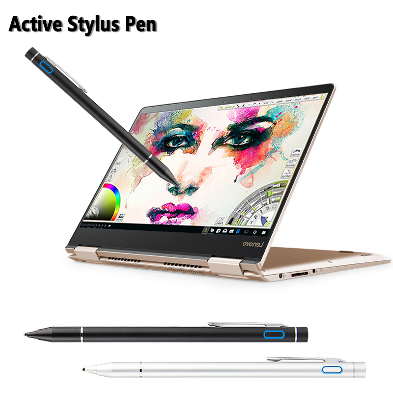 Active Stylus Touch Screen For Alldocube Knote Go / Knote X / Iwork 3x / Knote 5 / Knote 8 / Iwork10 Pro Capacitive Pen