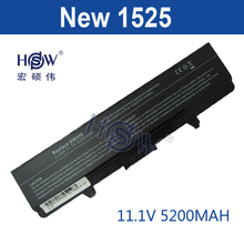 HSW Laptop Battery for DELL INSPIRON 1525 1526 1545 1440 1750 HP297 GW240 RN873 312-0626 312-0634 0XR693 312-0625 akku bateria(China)