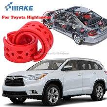 smRKE For Toyota Highlander High-quality Front /Rear Car Auto Shock Absorber Spring Bumper Power Cushion Buffer недорого
