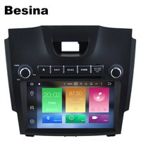 Besina Two Din 8 Inch Octa Core Android 6 0 Car DVD Radio For Chevrolet S10