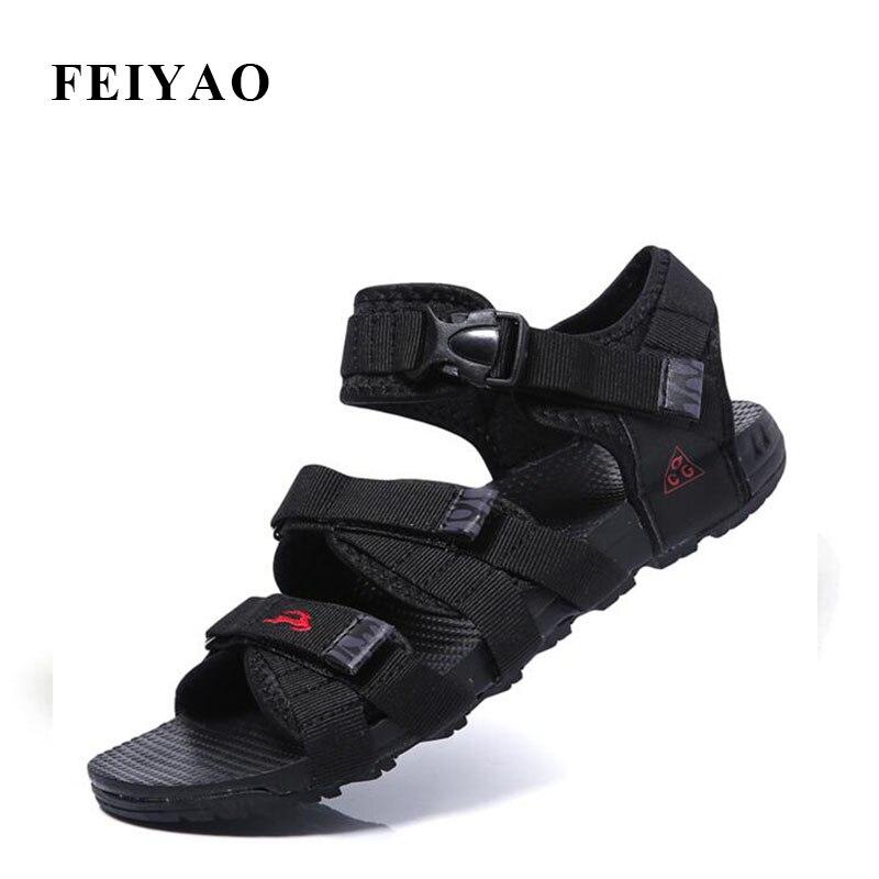 ФОТО 2017 new women fashion comfortable sandal hook&loop convenience cool summer couple shoes rome EVA injection women sandals