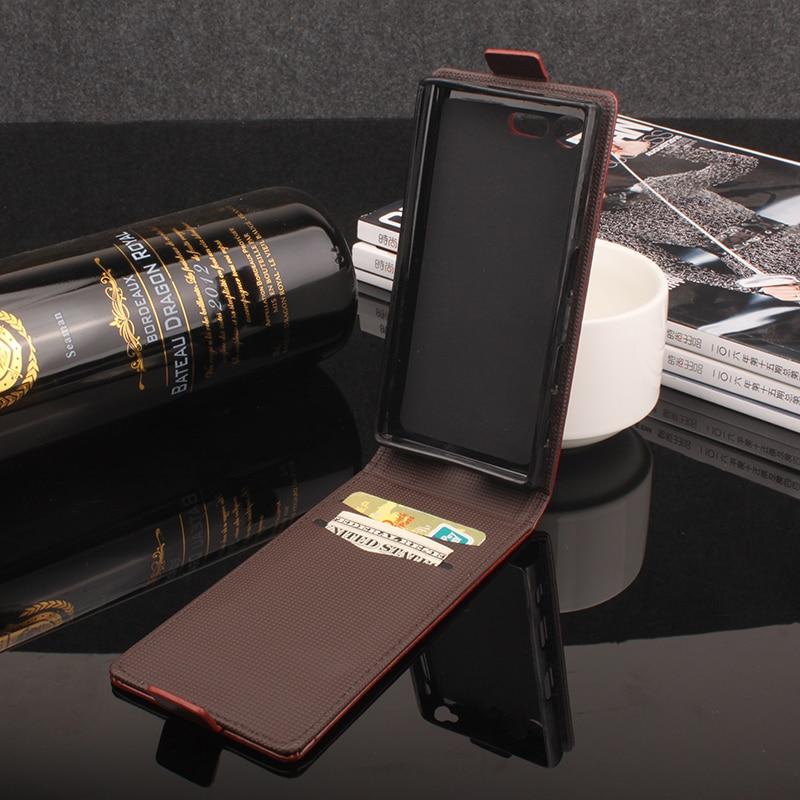 Կափարիչ Sony Xperia X Compact Luxury Flip Կաշվե - Բջջային հեռախոսի պարագաներ և պահեստամասեր - Լուսանկար 3