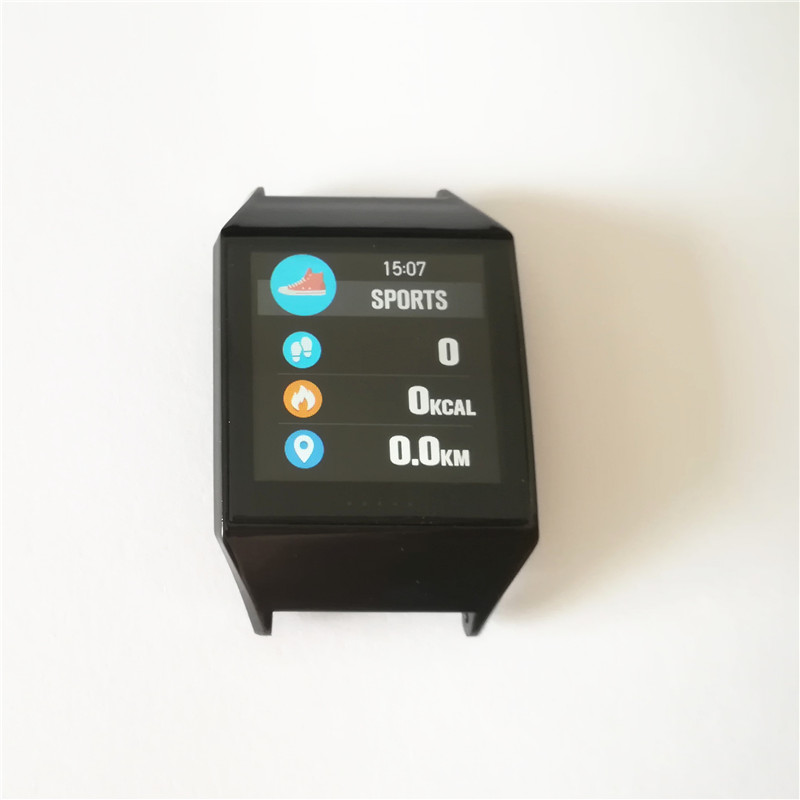 W1 Smart Bracelet Blood Pressure Measurement Color Screen Fitness Tracker Watch Waterproof IP68 Heart Rate Monitor GPS Tracker 24