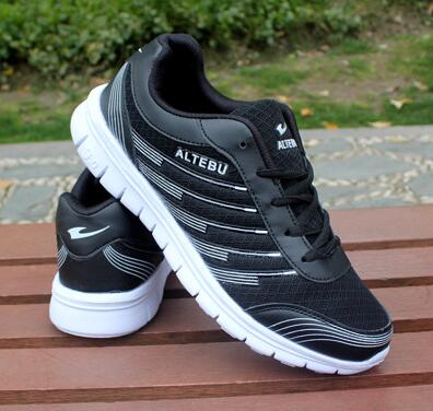 new spring summer 2017 Sneakers shoes with flat breathable women MEN Sports Shoes Liht Outdoor Sports shoe size 36–46