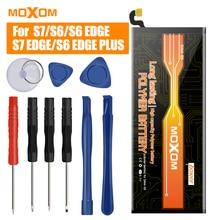 MOXOM Battery For Samsung Galaxy S7 S7 EDGE S6 S6 EDGE S6 EDGE PLUS Mob
