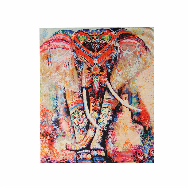 Yoga Mats Boho Wall Carpet Beach Towel Blanket Bedding Indian Tapestry Colored Printed Decorative Tapestry 130cmx150cm 210x150cm