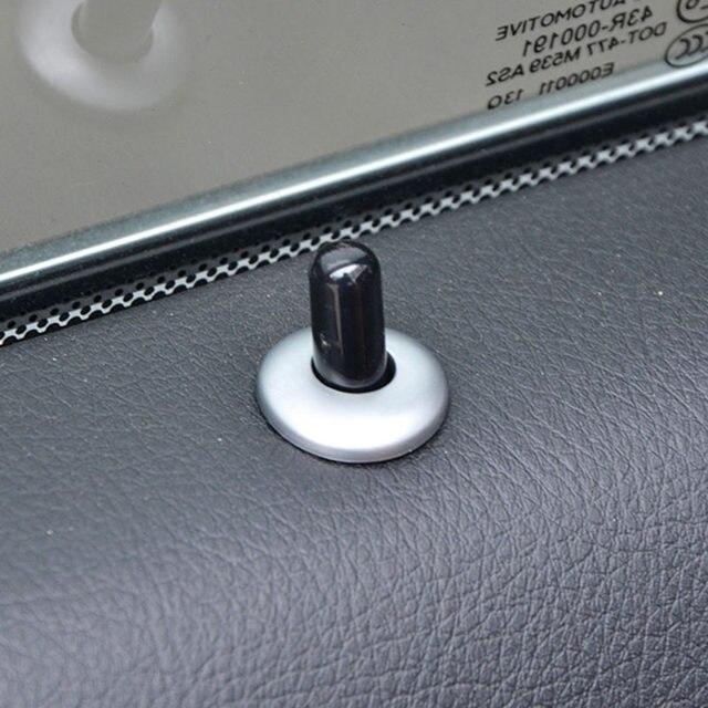 car door lock button. Alijunda New Chrome Car Door Lock Button Gromet Thimbles Trim Caps For BMW Z3 3 Series E90 F30 F31 320 328 335 F