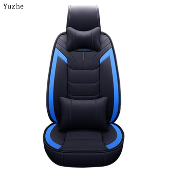 Yuzhe Leather car seat cover For suzuki grand vitara jimny swift accessories sx4 baleno ignis covers for vehicle seats