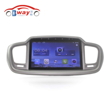 With CANBUS 10.2″ Quad core car radio for KIA Sorento 2015 android 6.0 car dvd gps player with Wifi,BT,SWC