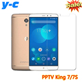 PPTV King 7 Tempered Glass 100% New Good Quality Temperli Screen Protector Glass Film For PPTV King 7/ 7S Smart Phone in Stock
