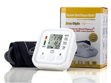 Health Care Automatic Digital Wrist Blood Pressure Monitor Meter Cuf Blood Pressure Measurement Health Monitor Sphygmomanometer