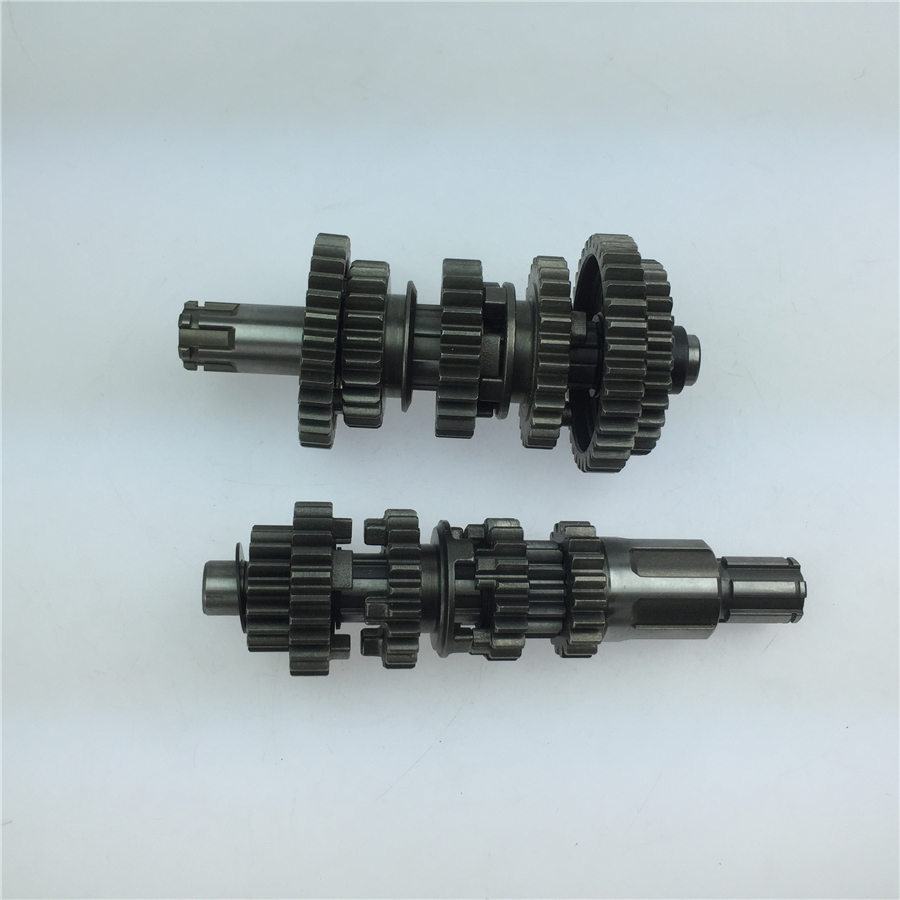 Gearbox Main Shaft for Chinese CG125 156FMI