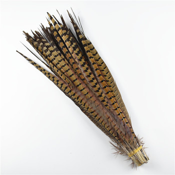 Wholesale 10-75CM 4-30 Natural Ringneck Pheasant Tail Feathers for Crafts Wedding Decorations Pheasant Feathers Carnival Plumas 50pcs natural pheasant feathers 2 3 inch 5 8cm high quality plume diy jewelry making accessories wedding stage mask decorations