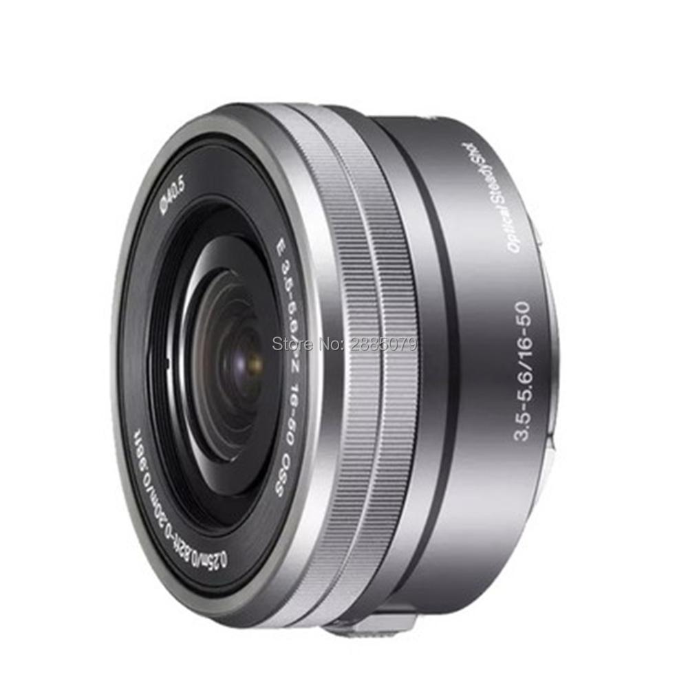 D'origine objectif Pour SONY E16-50mm E16-50 E PZ 16-50mm F3.5-5.6 OSS 16-50 lentille