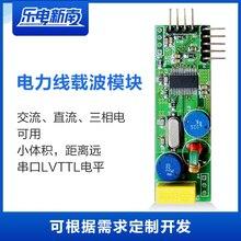 Güç hattı taşıyıcı modülü haberleşme modülü st7540 yeni yönetim kurulu DC/güç kapalı/üç fazlı mevcut Ultra küçük