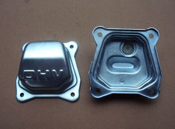 Free Shipping cylinder Cover Recoil Starting Gasoline Engine 5.5HP G168FA GX200 OHV single cyliner air cooled 4 stroke