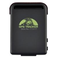 RealTime GPS Tracker GSM GPRS System Vehicle Tracking Device TK102B Mini Spy