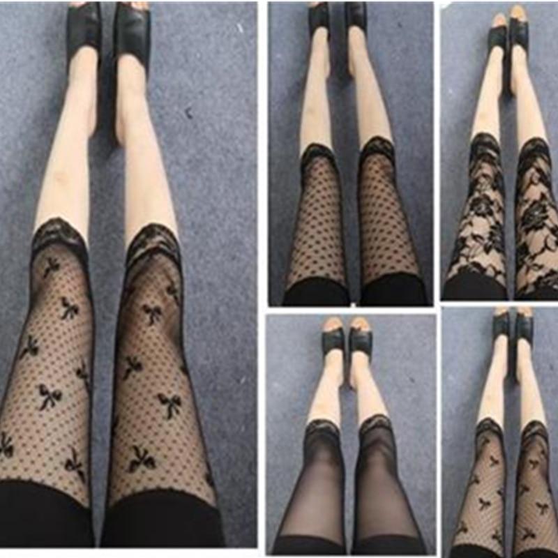 Image 5 - YGYEEG letnie koronkowe czarne legginsy damskie szydełkowane obcisłe spodnie ze stretchem średnio wysoka talia leginsy spodenki Capri 3/4 długość spodnieLegginsy   -
