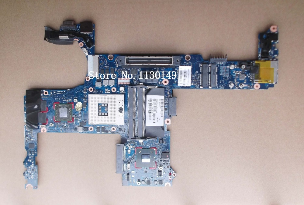 ФОТО 686039-501 Free Shipping +100% fully tested Original laptop Motherboard For HP 6470B 8470P system board 686039-001