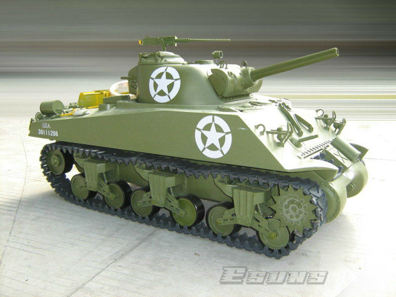 873768fe1fb89 Wholesale R/C Tank Model GT603R Gas Engine Powered Tanks 1/6 M4A3 Sherman  Tank 105mm Howitzer GP RTR 2.4G 6 Channels Toys-in RC Tanks from Toys &  Hobbies on ...