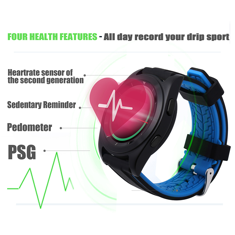 New G6 Sport Bluetooth 4.0 Smart Watch Men MT2502 HD Screen Heart Rate Sleep Monitor Watches Women Smartwatch for IOS Android