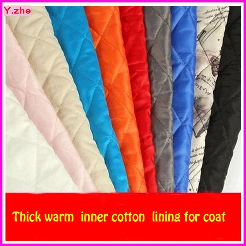 150 * 50cm 2pc odebeljena notranja topla obloga bombažna tkanina - Umetnost, obrt in šivanje - Fotografija 1
