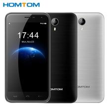 "Оригинал HOMTOM HT3 MTK6580 Quad Core1.3GHz Сотовый Телефон 5.0 ""Android 5.1 RAM 1 ГБ ROM 8 ГБ 3000 мАч WCDMA 3 Г 1280*720 P Смарт телефон"