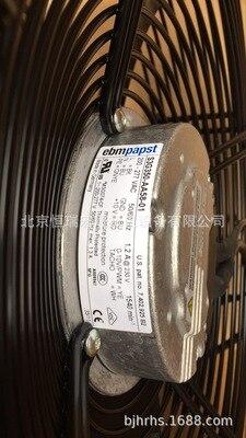 Germany Ebmpapst S3G350-AA58-01 230V 1.2A Outer Rotor IP68 Waterproof Fan 150W 230V Axial Fan