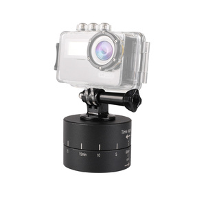 Image 5 - Kaliou 360 degree Rotating Automatic 60 minute Time Lapse Timer for Tripod Head Photography Delay Automatic Tilt Head for Gopro