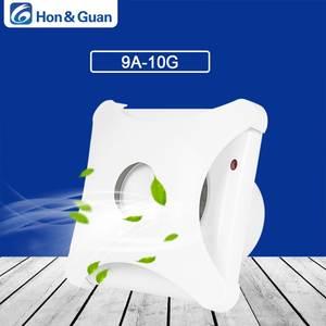Exceptionnel Honu0026Guan Exhaust Wall Home Bathroom Ventilation Fans